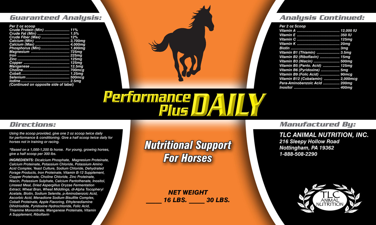 Performance Plus Daily