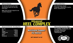 Advanced Heel Complex