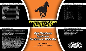 Performance Plus Daily - HP